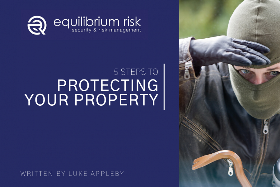 5 Steps to Protecting your Property
