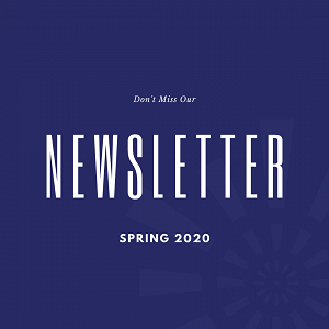Newsletter Issue 6 Spring 2020